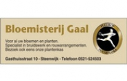 Bloemisterij Gaal