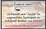 Barbecue-Buffet Restaurant De Opschepper