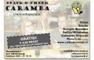 SNACK-O-THEEK Caramba